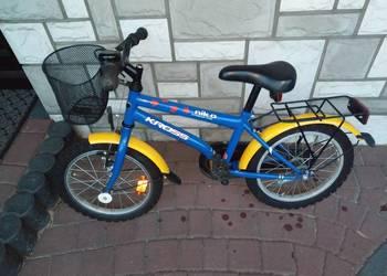 Piękny rowerek  Kross dla dziecka IDEALNY STAN