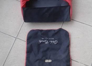 Kiwi Otto Bock torba pod wózek specjalny inwalidzki dziecięc
