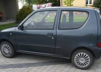 Sprzedam Fiat Seicento 1.1 2002r