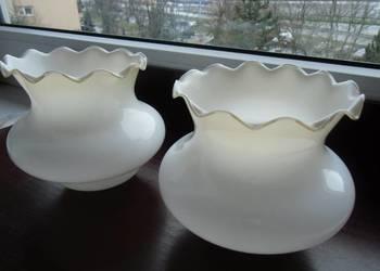 Stylowe 2 klosze do żyrandola lub kinkietu - Vintage