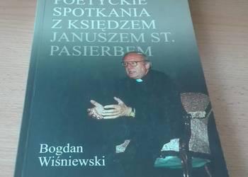 Poetyckie spotkania z księdzem Januszem St. Pasierbem pomors