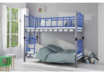 Łóżko piętrowe Dakota 90x200 z zufladą