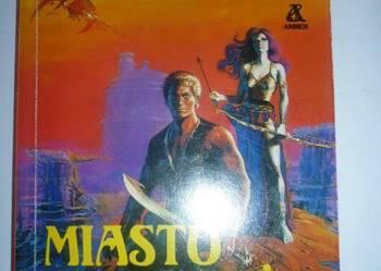 MIASTO ZŁUDZEŃ - URSULA K. LE GUIN