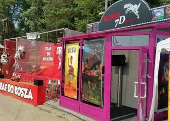 Dochodowy biznes!Kino 7D z doskonałym miejscem