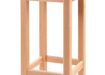 Kloc masarski z drewna bukowego na podstawie Hendi