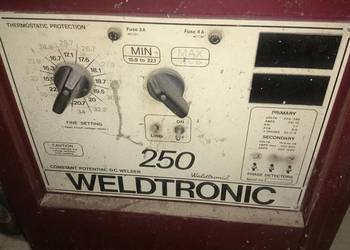 Migomat spawarka solidny sprzęt weldtronic