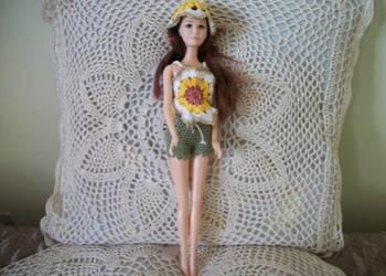 zestaw ubranek dla lalki Barbi
