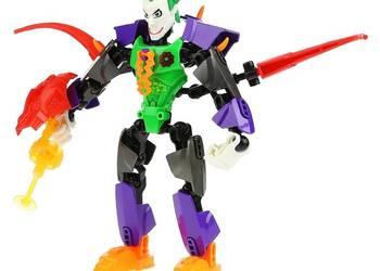 KLOCKI Super Hero JOKER figurka 46el Batman