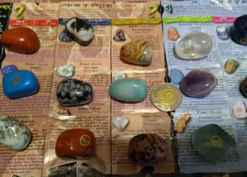 Kamienie półszlachetne, zodiakalne, minerały