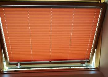 rolety wewnętrzne do okien Fakro 78 x 118 cm