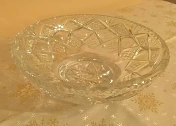 Kryształowa patera