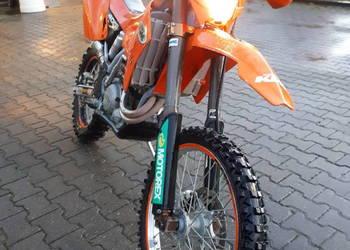 KTM EXC 400 Rozrusznik,6 biegów (zarejetrowanu,ubezp.)