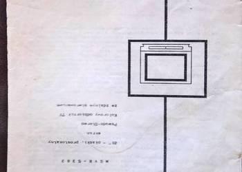 Instrukcja Obsługi Kolorowy Odbiornik TV MSVR-5383