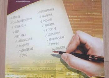 Potrafię napisać! Ćwiczenia językowo-redakcyjne