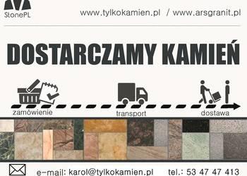 Kamieniarstwo Warszawa zamów NAJLEPSZY kamień
