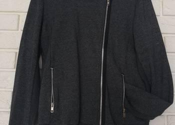 Bluza narzuta sweter zip
