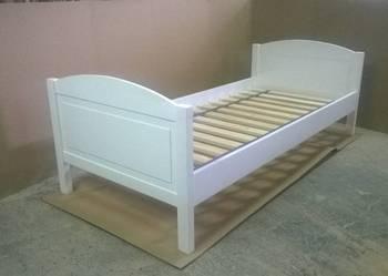 lozko lozeczko dzieciece drewniane 80x180
