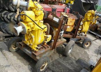 Pompa wodna Hilta 162 Motopompa do deszczowni 2100 l/min