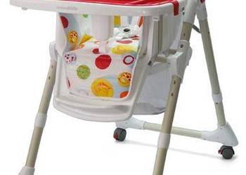 Krzesełko do karmienia dziecka. Warszawa Czerwone SklepK4