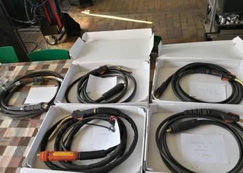 Sprzedam 5 szt. przewodów /węży/spawalniczych KEMPPI - bdb