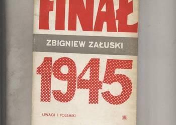 Finał 1945  uwagi i polemiki
