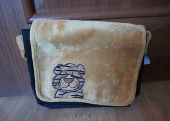 Pluszowa torebka na ramię