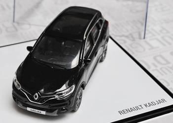 Renault Kadjar - model w skali 1/43 - czarny  7711579598