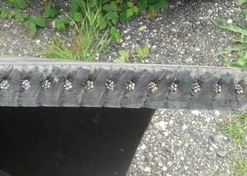 Silosy paszowe gumowe maty legowiskowe dla bydła płyty oborn