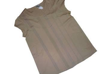 rozm 44 XXL NEXT NOWA bluzeczka ciążowa na lato NUDE
