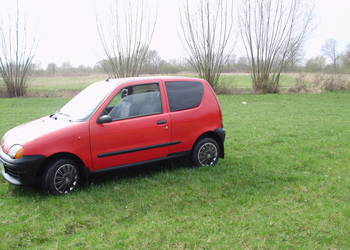 Fiat Seicento 900 z el.szybami