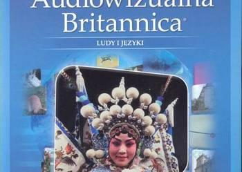 Encyklopedia audiowizualna Britannica - Ludy i języki + DVD
