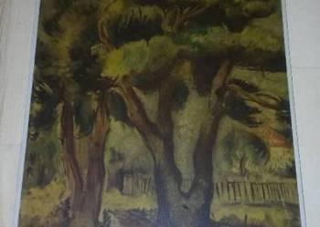reprodukcja obrazu Wacława Wąsowicza