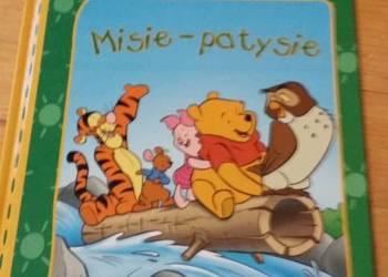 """książka """"Misie - Patysie"""" z serii Kubusiowe Opowieści Disney"""