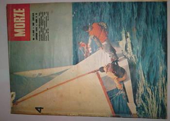 czasopismo MORZE NR 11  *90