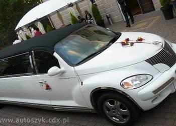Samochody,limuzny do ślubu,lincoln excalibur,chrysler pt.