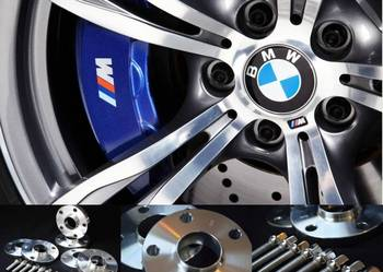 DYSTANSE do poszerzenia osi 5x120 BMW tuning glebaNOWE!sklep