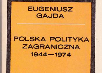 (02703) POLSKA POLITYKA ZAGRANICZNA 1944 – 1974 (PODSTAWOWE