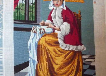 obraz- haft krzyżykowy