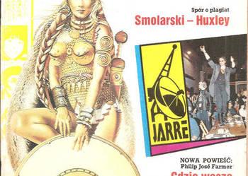 Miesięcznik Fantastyka 4 (79) Kwiecień 1989 Nr indeksu: 3583