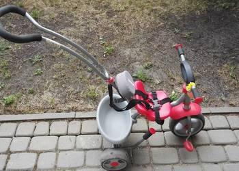 rowerek trójkołowy Milly Mally