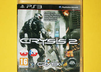 Crysis 2 PL (PlayStation3   PS3)