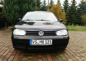 Volkswagen Golf IV 1.6 benzyna ... Stan Perfekcyjny ...