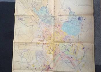( 810 ) Mapa, Rozwój Przestrzenny Szczecina do 1910 roku