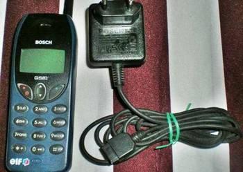 Telefon zabytkowy Bosch  GSM 509  z ładowarką
