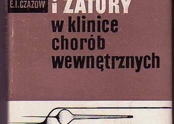 (5439) ZAKRZEPY I ZATORY W KLINICE CHORÓB WEWNĘTRZNYCH – PROF. DR MED. E. I. CZAZOW