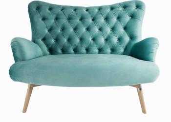 Sofa 2- osobowa Kanapa Fotel Uszak CHESTERFIELD