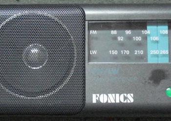 Radio Fonics i Ania.