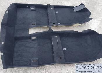 Hyundai i30 wykładzina podłogi wnętrza samochodu TRY kombi