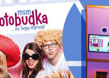 MSM Fotobudka na Twoją imprezę!