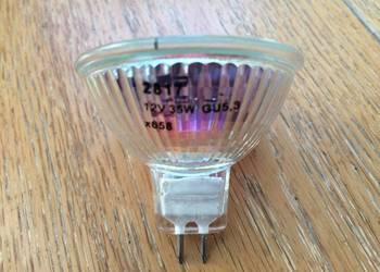 Żarówka halogenowa 35W GU5,3 MR16 12V